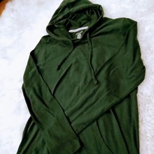 Mens M Lucky brand hoodie